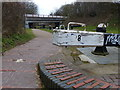 SP0792 : Perry Barr Lock No 8 and Aldridge Road Bridge by Mat Fascione