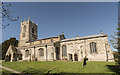 SK7790 : All Saints' church, Beckingham by Julian P Guffogg
