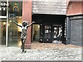 SJ3490 : Original entrance to the Cavern Club by Jonathan Hutchins