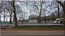 TQ2880 : Hyde Park Bandstand by Richard Cooke