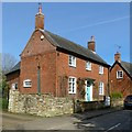 SK6907 : Pear Tree Cottage, Hungarton by Alan Murray-Rust