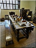 SK3583 : Inside Bishops' House, Meersbrook Park by Neil Theasby