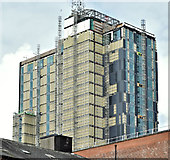 J3373 : Windsor House redevelopment, Belfast - April 2018(6) by Albert Bridge