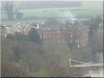 SO5139 : Former General Hospital (Hereford) by Fabian Musto