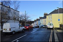 SX4654 : Waterloo Close by N Chadwick