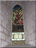 NY5563 : St. Mary Magdalene, Lanercost: stained glass window (b) by Basher Eyre