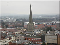 SO5040 : The City of Hereford (North) by Fabian Musto
