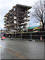 SD8010 : Irwell Street, Demolition of Former Police HQ by David Dixon