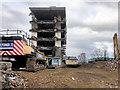 SD8010 : Demolition of Former Police HQ by David Dixon