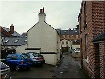 SO6024 : Corpus Christi Lane, Ross-on-Wye by Jonathan Billinger