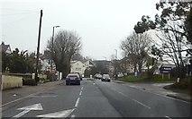 SX9364 : Babbacombe Road close to the Range by John C