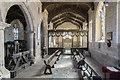 SK7887 : Interior, St Martin's church, Saundby by Julian P Guffogg