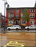 SD9205 : Hare & Hounds (1), 16 Yorkshire Street, Oldham by P L Chadwick