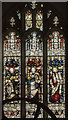 SK7887 : Window n.III, St Martin's church, Saundby by Julian P Guffogg