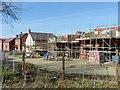 SK6506 : New housing development, Beeby Road, Scraptoft by Alan Murray-Rust