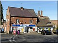 SK6405 : Pear Tree Stores and Rose Cottage, Scraptoft by Alan Murray-Rust