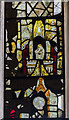 SK7887 : West window, St Martin's church, Saundby by Julian P Guffogg