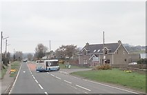 J3633 : The deferred B180 cross roads on the A50 by Eric Jones