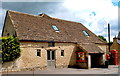 ST8187 : Old Stable Block, The Kings Arms, Didmarton, Gloucestershire 2014 by Ray Bird