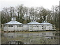 SN5117 : The Welsh Water Discovery Centre by M J Richardson