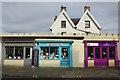 SN1304 : Shops in Saundersfoot by Stephen McKay