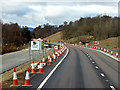 NH8104 : Road Improvement Work on the A9 by David Dixon