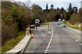 NH7902 : Southbound A9, Layby Number 117 by David Dixon