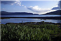 NM5341 : River Ba & Loch na Keal by Ian Taylor