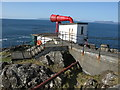 NM4167 : Ardnamurchan Lighthouse Foghorn by G Laird