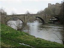 SO5074 : Dinham Bridge (Ludlow) by Fabian Musto
