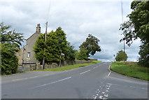 SE1442 : Intake Gate Farm along Bingley Road by Mat Fascione