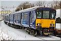 NS3181 : Abandoned Train at Craigendoran Railway Station by Adam Forsyth