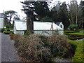 V7758 : Greenhouse in Dereen Garden by PAUL FARMER