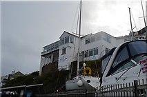 SX9256 : Brixham Yacht Club by N Chadwick