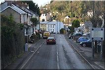 SX9166 : B3199, Teignmouth Rd by N Chadwick