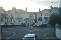 SX8860 : T junction, Great Western Rd by N Chadwick