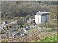 SS4818 : Former creamery - Great Torrington by Chris Allen