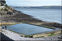 SX4653 : Tidal Pool, Firestone Bay by N Chadwick