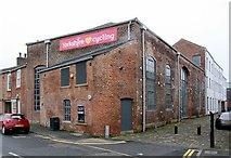 SE2932 : 103 Water Lane, Leeds by Alan Murray-Rust