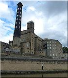 SE1039 : Bowling Green Mill at Bingley by Mat Fascione