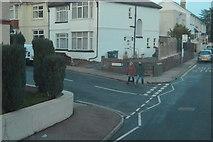SX8962 : St Paul's Rd by N Chadwick
