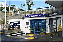 SX9163 : Torquay Marina by N Chadwick