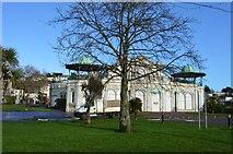 SX9163 : Torquay Pavilion by N Chadwick