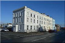 SX4654 : Terrace, Millbay Rd by N Chadwick