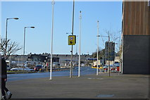 SX4654 : Entrance to Millbay Docks by N Chadwick