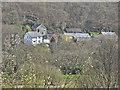 SN6895 : Eglwys Fach seen from RSPB Ynyshir by Nigel Brown