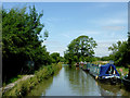 SP5276 : Oxford Canal near Clifton upon Dunsmore, Warwickshire by Roger  Kidd