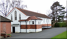 NS4371 : Our Lady of Lourdes RC Church, Bishopton by Thomas Nugent