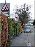 NS4371 : Old Greenock Road by Thomas Nugent