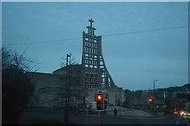 SX9164 : Central Church by N Chadwick